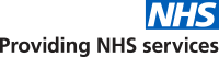 Providing NHS Services logo